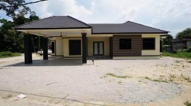 Bina Rumah Atas Tanah Sendiri di Tanah Merah,Kelantan