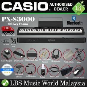 Casio PX-S3000 88 Keys Digital Piano Keyboard