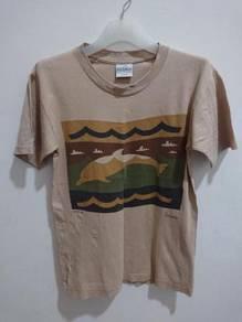 Vintage saipan t shirt size s