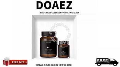 DOAEZ Birds Nest Collagen Hydrating Mask+FreeGift