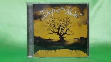 Days Of The New YELLOW ALBUM 1997 Outpost BMG CD