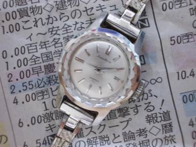 Vintage Seiko Solar lady watch manual wind