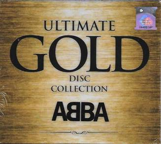 ABBA Ultimate Gold Disc Collection Best of CD
