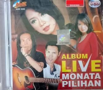 Album Live Monata Pilihan VCD