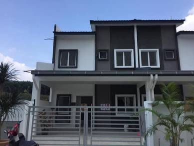 Salak Tinggi Affordable Double Storey Sell 390K, Show unit Ready
