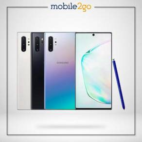 Samsung Note 10 Plus [256GB ROM/12GB RAM] MY Set