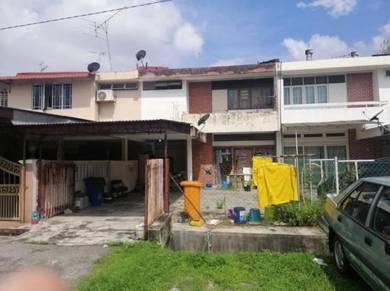 Shah Alam - Double Storey Super Link For Sale Seksyen 4
