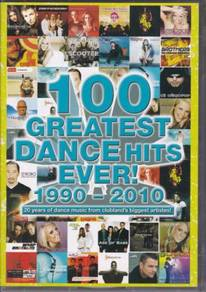 IMPORTED CD 100 Greatest Dance Hits Ever1990-2010