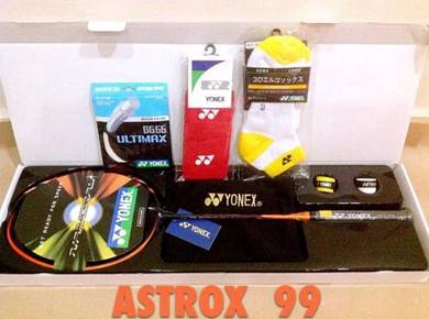 Yonex Astrox 99 Racket with 8in1 Package SP