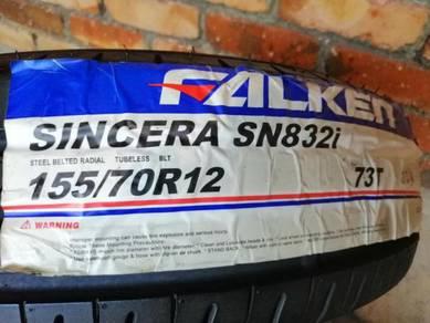 Falken 155/70/12 kancil viva mini cooper