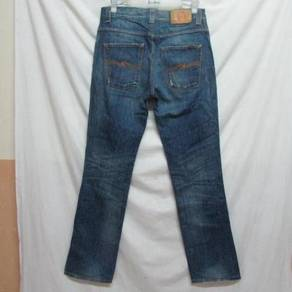 Nudie W30 L32 - Low Slim Jim
