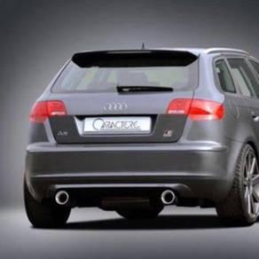 Original Caractere Audi A3 Sportback Rear Diffuser