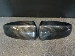 BMW X5 E70 X6 E71 Carbon Side Mirror Replacement