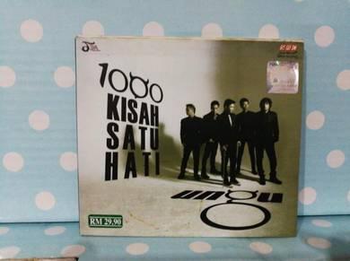 CD Ungu - 1000 Kisah Satu Hati