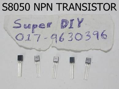 S8050 NPN Transistor for replace or DIY electronic