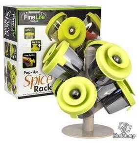 Pop-Up Spice Rack - Bekas Untuk Dapur
