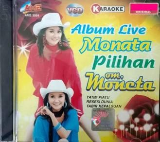 Album Live Monata Pilihan OM. Monata VCD