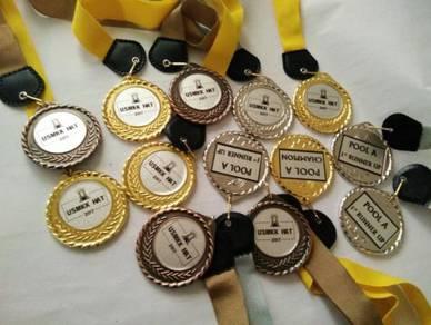 Medal~Plaque~Piala
