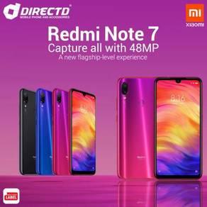 XIAOMI Redmi Note 7 (3GB | 32GB) PROMOSI TERBARU!!