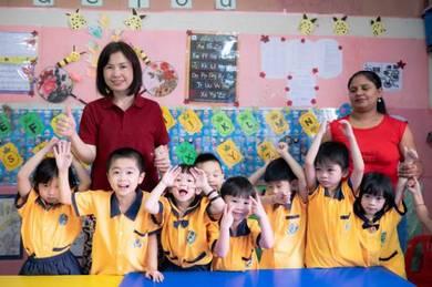20 Years Neighbourhood Kindergarten for Sale