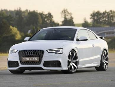 Audi Rieger Side skirt bodykit A5 S5 RS5 2dr 4dr