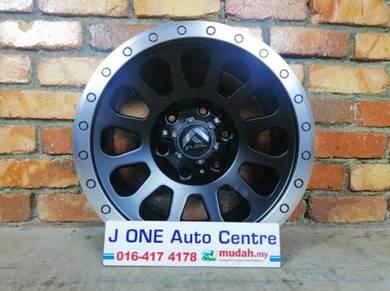 Fuel wheels 812 16inc triton dmax ranger hilux