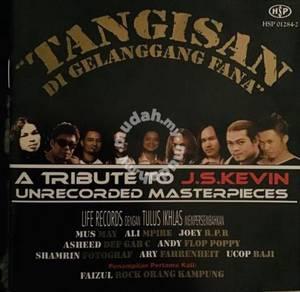 Tangisan Di Gelanggang Fana Tribute J.S. Kevin CD