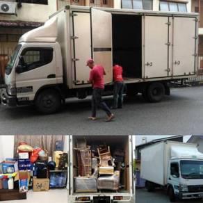 Lorry Movers Transport Lori Sewa Pindah Rumah 135T