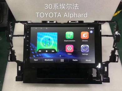 Toyota alphard vellfire 16 -19 10* android player