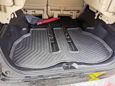 Toyota vellfire alphard 30 15-19 boot tray cargo