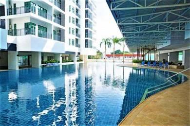 Fully Furnished Level 5 Sapphire On The Park Condominium Batu Lintang