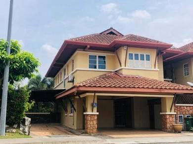 RENOVATED + FREEHOLD   SEMI D Presint 14 Putrajaya 2Sty Semi Detached