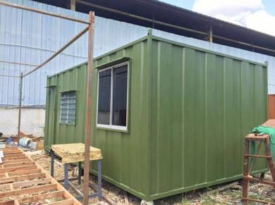 20ft Heavy Duty Cabin / Kabin Besi