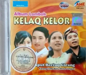 Album Lombok Kelaq Kelor VCD