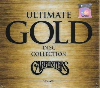 Carpenter Ultimate Gold Disc Collection Best of CD