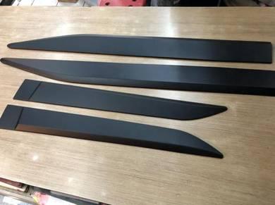 Perodua aruz trd door liner lining moulding