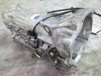 Toyota Hilux KUN25 Rebuild Auto Gearbox
