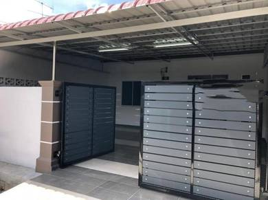 FOR SALE -Taman Indah Jaya (100% full loan)