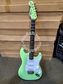 BLW Electric Guitar - S-10 (Green)