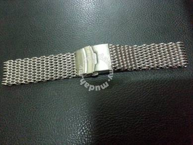Mesh braclet watch