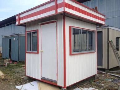 8ft Heavy Duty Guardhouse / Guardhouse Cabin