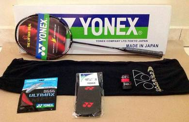 7in1 Package Yonex Voltric LD Force M/B SP 30lbs