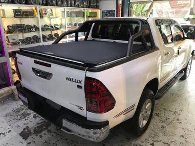 Toyota Hilux Revo Carryboy Softlid WB Cover