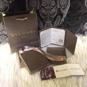 Bvlgari full accessories box set