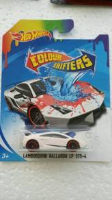 HotWheels Lamborghini Gallardo Colour Shifters