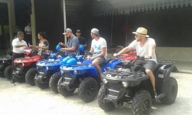 ATV motor Linhai-yamaha 200cc sabah