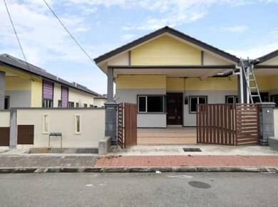 Extra Large Single storey Semi Detached, Taman Maya, Batu Gajah