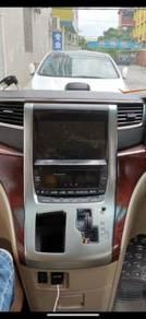 Toyota alphard vellfire 08-14 android 1+16 max