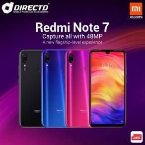 XIAOMI Redmi Note 7 (3GB | 32GB) PROMOSI HEBAT!!