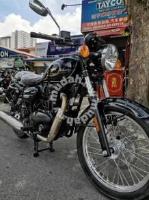 Benelli Imperiale 400 Retro bike